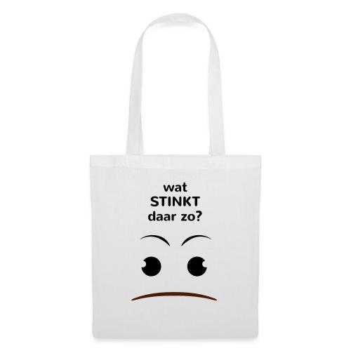 Grappige Rompertjes: Wat stinkt daar zo - Tas van stof