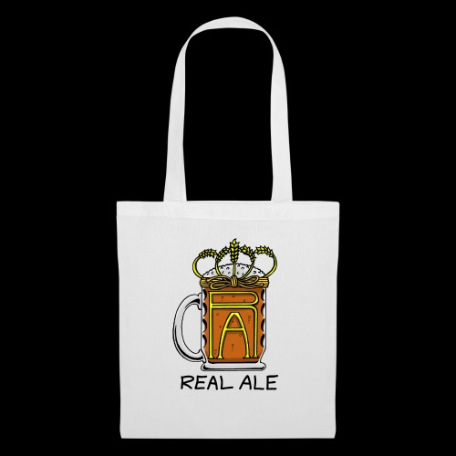 Real Ale - Tote Bag