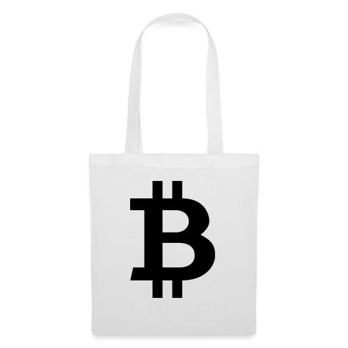 Bitcoin black - Tygväska