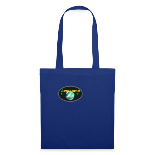 awesome earth - Tote Bag