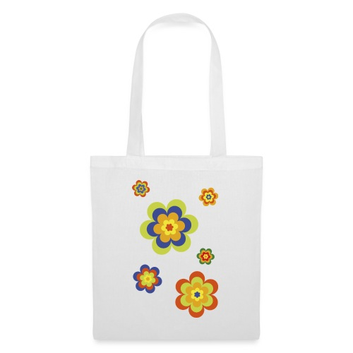 limited edition 3a flower power - Stoffbeutel