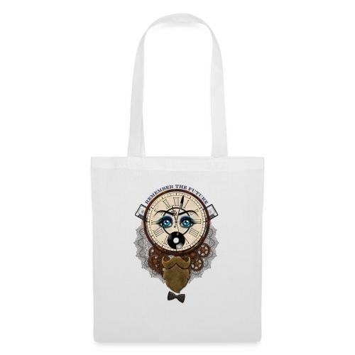 Remember the futur 'pour couleur claire' - Tote Bag