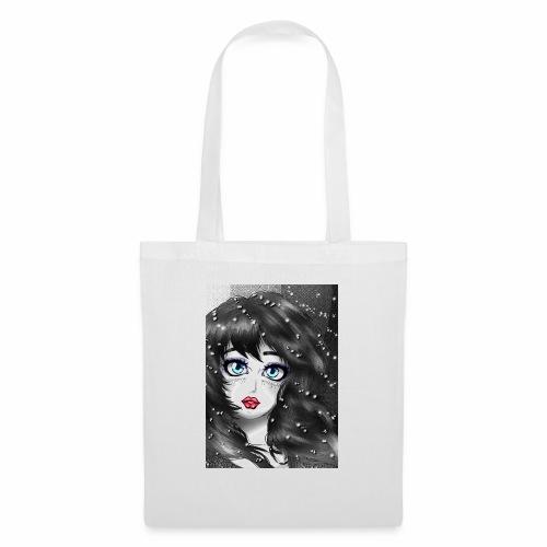 Comic girl - Bolsa de tela