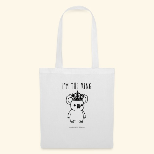 Koala king - Tote Bag