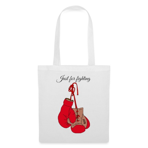 Just for fighting - Tote Bag
