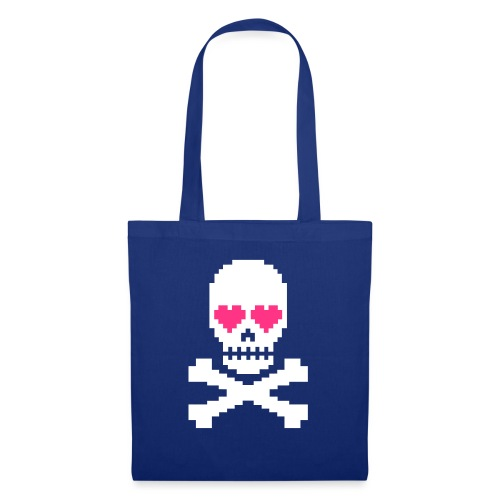 Skull Love - Tas van stof