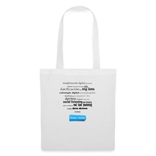 Marketing buzzwords - Bolsa de tela