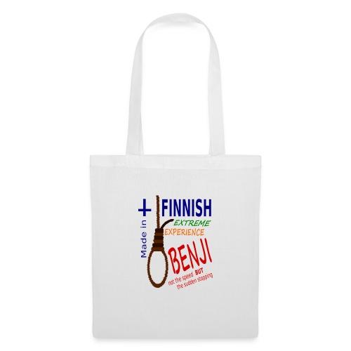 FINNISH-BENJI - Tote Bag