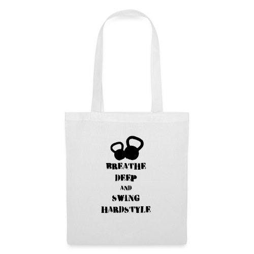 Kettlebell Breathe - Torba materiałowa