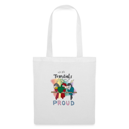 Transtiels and Proud - Tote Bag