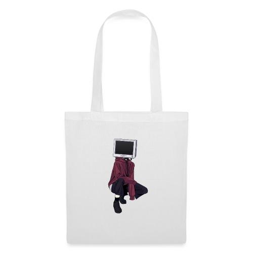 MonitorHead 2 - Tote Bag