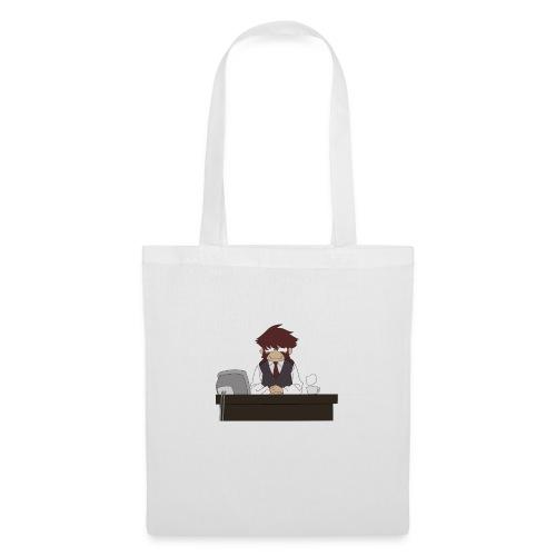 klaus tea times - Tote Bag