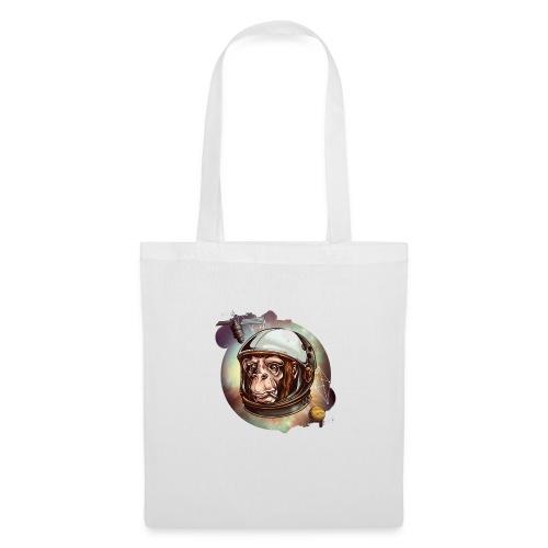 Monkey, the Astronaut - Stoffbeutel