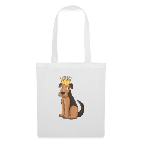 The KING of Terriers - Tote Bag