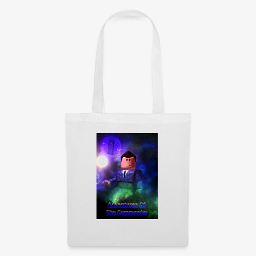 Adventures of the Commander 3 - Tote Bag
