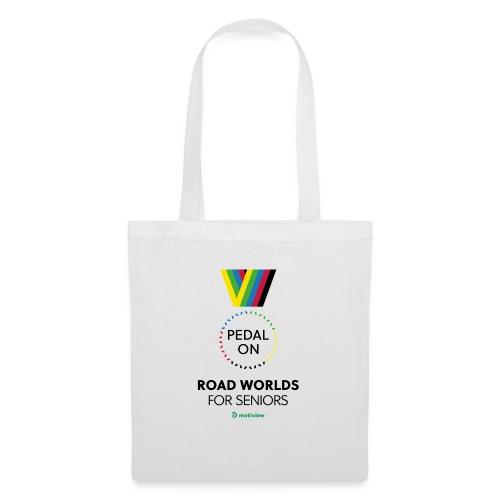 RoadWorlds - Vertical logo - Stoffveske