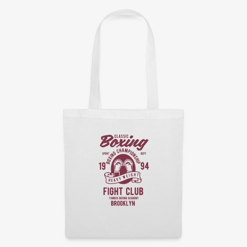 Classic Boxing - Tote Bag