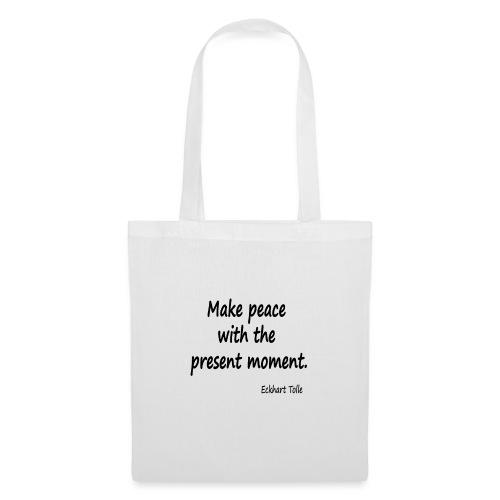 Make Peace - Tote Bag