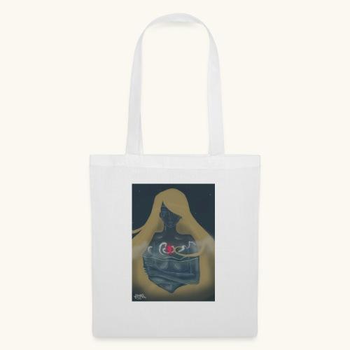 Femme en verre - Tote Bag