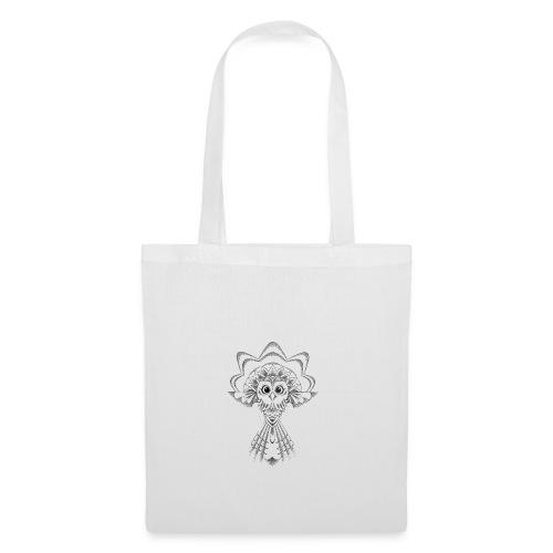 owl dotwork - Tote Bag
