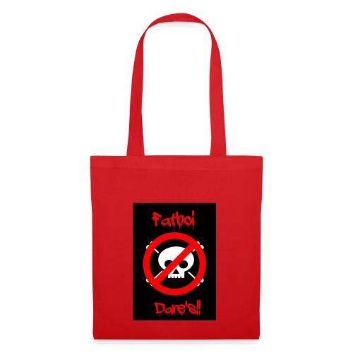 Fatboi Dares's logo - Tote Bag