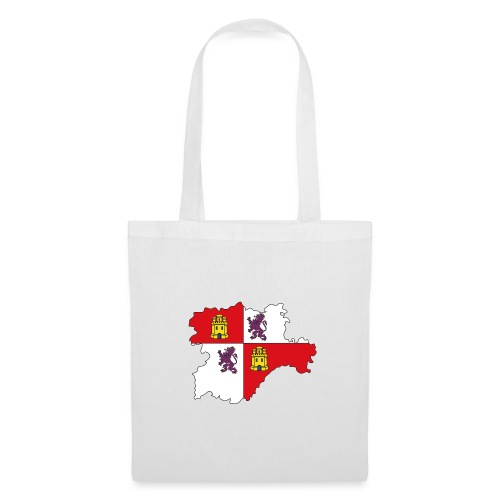 Logo Castellano leonés - Bolsa de tela