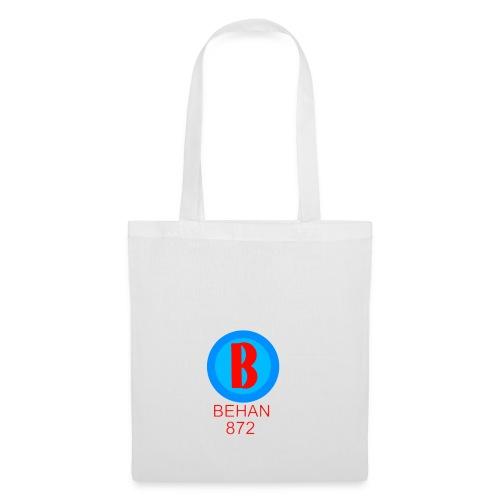 Rep that Behan 872 logo guys peace - Tote Bag
