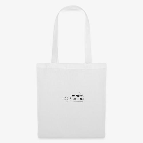 van around the world - Tote Bag
