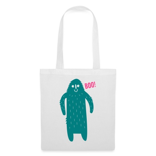 monster2 colour - Tote Bag