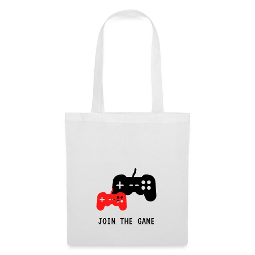 join the game - Sac en tissu