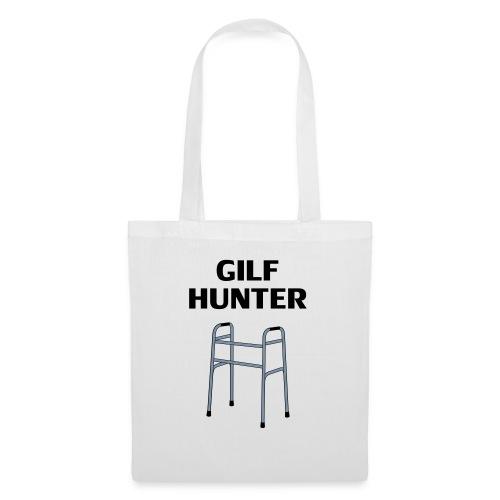 GILF Hunter - Stoffbeutel