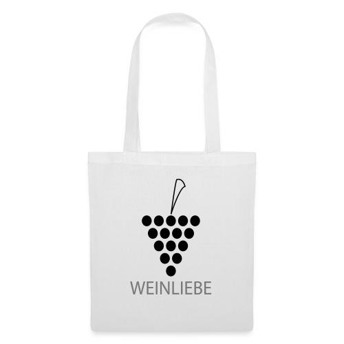 Weinliebe - Stoffbeutel