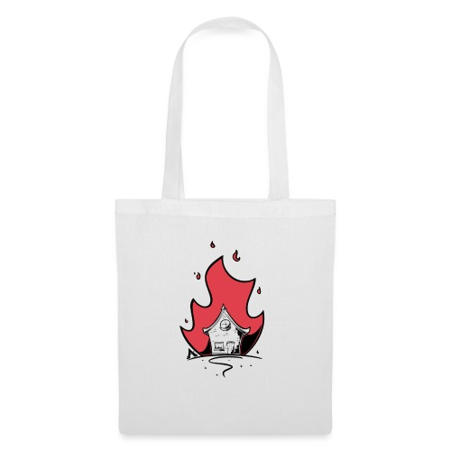 Lit House - Tote Bag