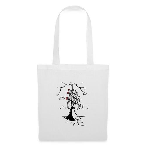 Trumpet Tower - Tote Bag