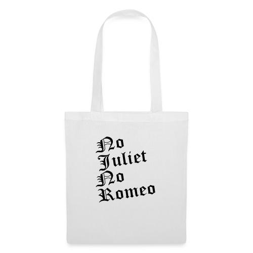 No_Juliet_No_Romeo T-shirt - Borsa di stoffa