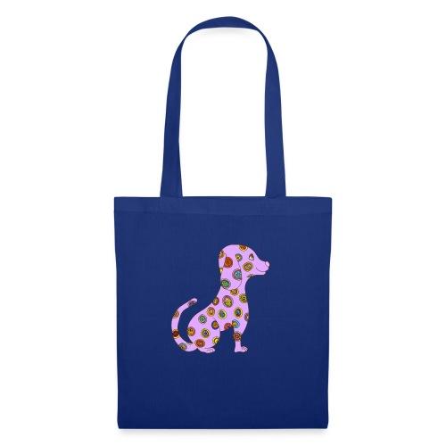 Le chien fleuri - Tote Bag