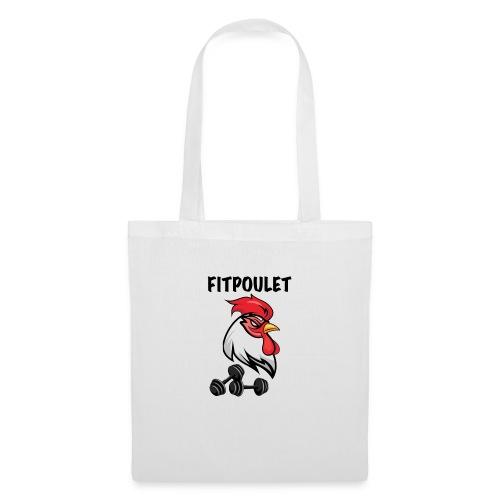 Kalu FITPOULET - Tote Bag