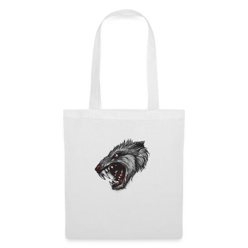 Wolf - Stoffbeutel