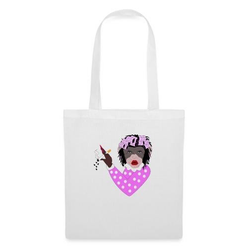 WANNA KISS FEMALE MONKEY - Tote Bag