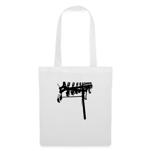 trailed plow - Tote Bag