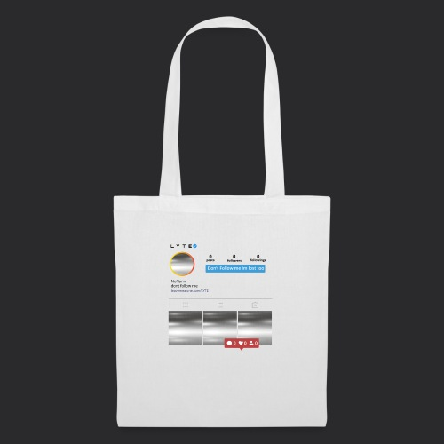 Don't follow me in the lost too - Tote Bag