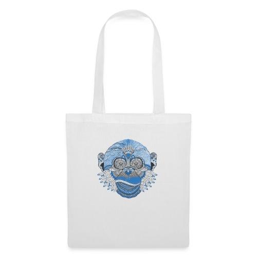 monkey - Stoffbeutel