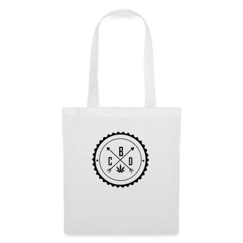 dessin logo cbd2vect - Tote Bag