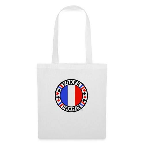 poker france - Tote Bag