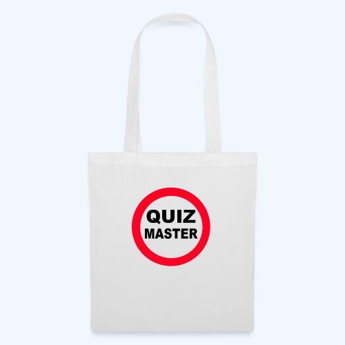 Quiz Master Stop Sign - Tote Bag