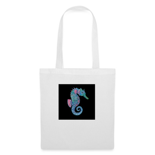 seahorse - Bolsa de tela