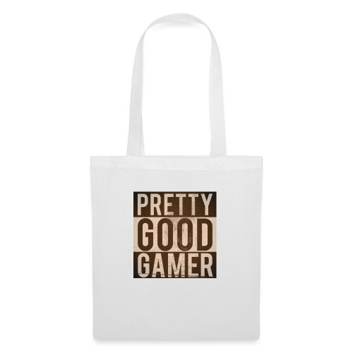 PRETTY GOOD GAMER. - Tote Bag