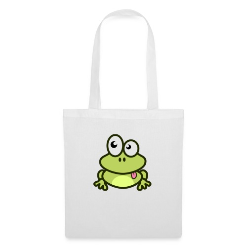 epic frog - Tote Bag