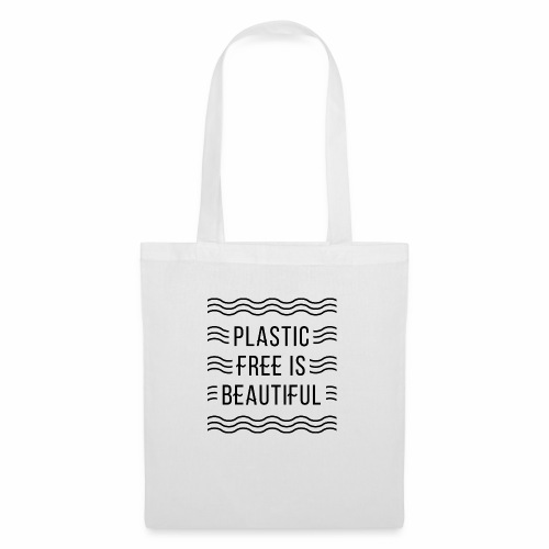 Plastic free is beautiful - Stoffbeutel