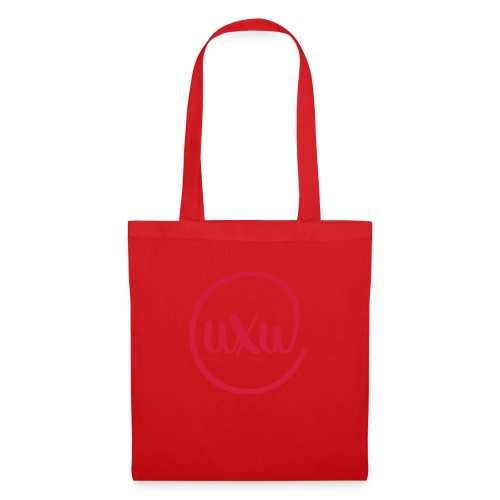 UXU logo round - Tote Bag